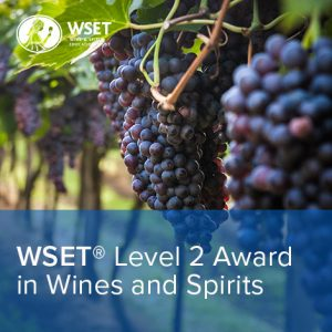 WSET Level 2 wines & spirits