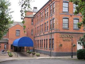 Fownes Hotel Wine Tasting Worcester
